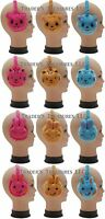 Girls Fuzzy Animal Adjustable Earmuffs Choose Your Color & Animal Winter