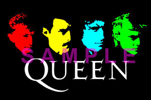 image is loading freddie mercury 12x18 queen band poster bohemian rhapsody
