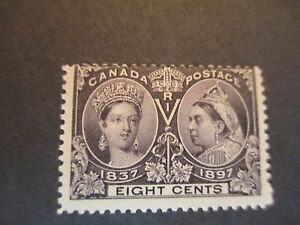 Canada #56 Mint Never Hinged - WDWPhilatelic