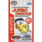 Hikari 21628 Jumbo Carnisticks Fish Food 6.37 Oz