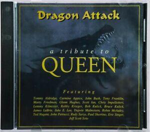 CD - DRAGON ATTACK - RUSSIA 1998 - KISS MERCHANDISE - C299801