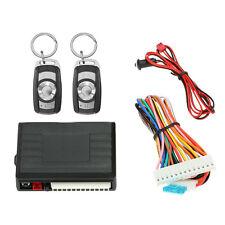 Universal Car Door Lock Locking Keyless Entry System Remote Control Central Kit
