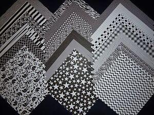 Image Is Loading 12x12 Sbook Paper Studio Black Amp White 2