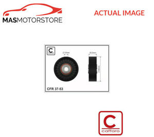 V-RIBBED-BELT-DEFLECTION-PULLEY-CAFFARO-37-53-P-NEW-OE-REPLACEMENT