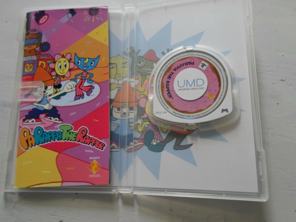 Parappa The Rapper, PSP