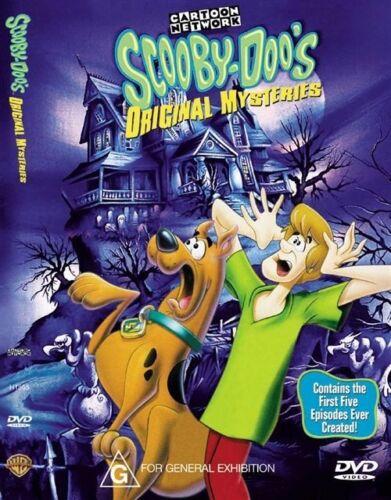 1 of 1 - Scooby Doo's Original Mysteries (DVD, 2000)