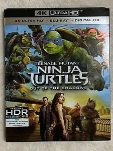 TEENAGE-MUTANT-NINJA-2-4K-Ultra-HD-UHD-disc-only-No-Blu-ray-amp-Digital-Copy