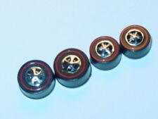 STRAIGHT BEARING AXLES ~1 SET WORKS FOR ALL BEARING WHEELS*~ Hot Wheels Redline