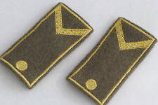 Hungary Hungarian Republic Honved Patrol Leader OR-2 Field Shoulder Loop Tab