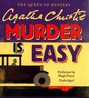 Murder Is Easy by Agatha Christie (CD-Audio, 2016)