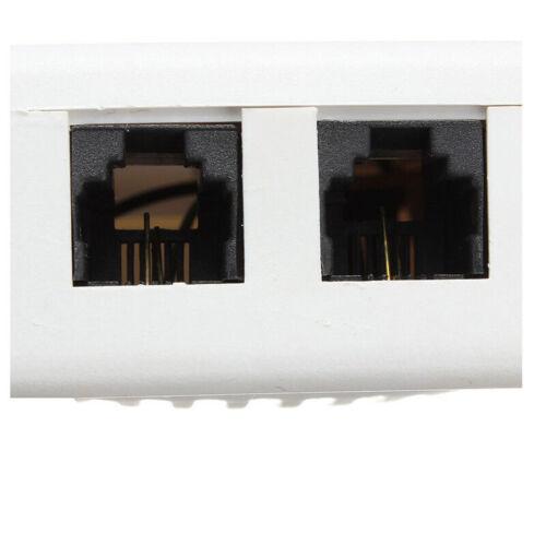 Telefon Ringer bis zu 95db mit Blitz Licht Flasher Extra-Loud Glocke ATF S