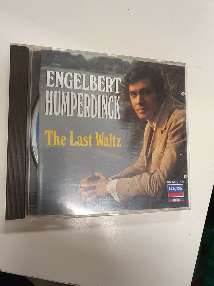 Engelbert Humperdinck: The last Waltz, pop
