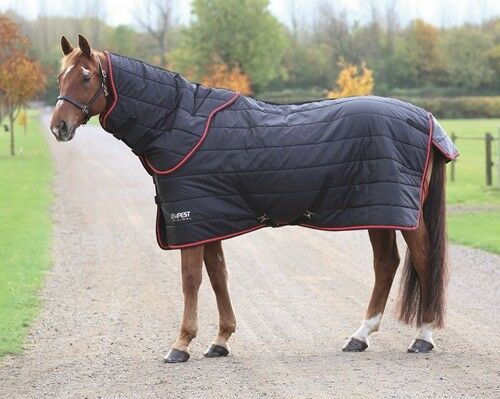Shires Tempest ORIGINALE 100 Tappeto stabile e Collo Set