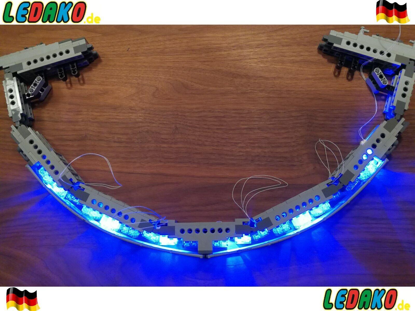 Beleuchtungsset para 10179 ucs lego ® Millenium Falcon LED Star Wars