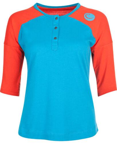 Edelrid Women/'s Highball LS Damen Shirt 3//4 Top T-Shirt 3//4 Arm Damen Klettern