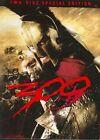 300 Special Edition WS 2 Discs 2008 Region 1 DVD