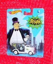 Hot Wheels DC Comics The Penguin '49 Ford COE CFP44- 0814 Batman Classic TV