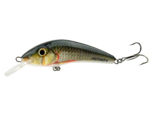 per Trota 8 COLORI! floating Hunter Instinct 6,2cm 6g