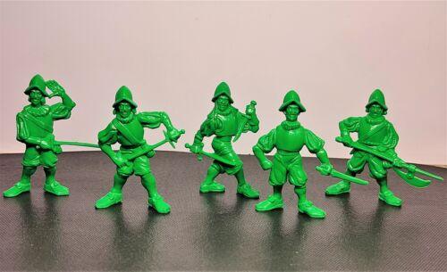 Tehnolog Espada squad Fantastic fights Soft plastic 54mm 5pcs