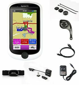 Magellan Cyclo 315HC 3 GPS Cycling Computer with Heart rate