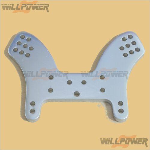 Radio Control-WillPower Cage alum 4 mm Front Shock Tower//Damper Séjour #XV1321AL