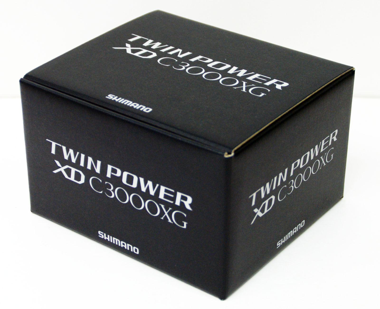 Shimano 17 Doppio Power Xd C3000XG Mulinello da Spinning 4969363037466