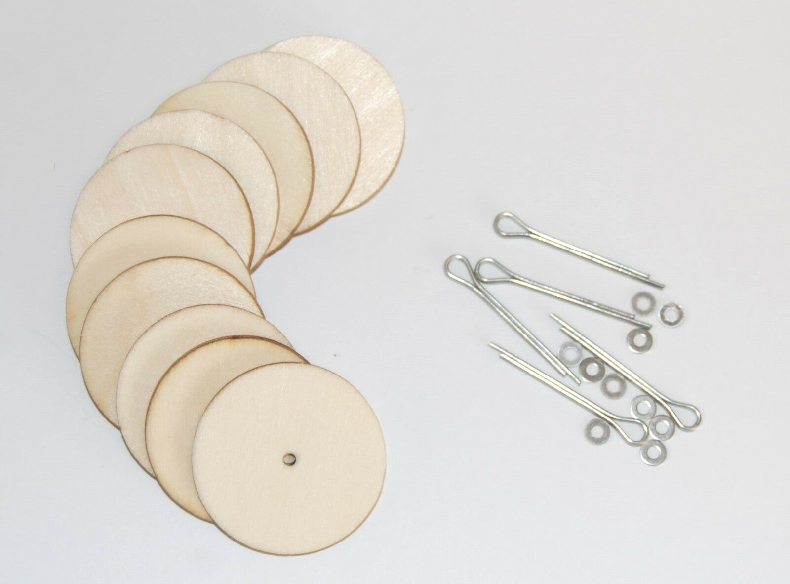 Cotter Pin Joints for Soft Soft Soft Toys & Teddy Crafts - 5 Part Joint Sets- 6mm to 50mm a0bea6