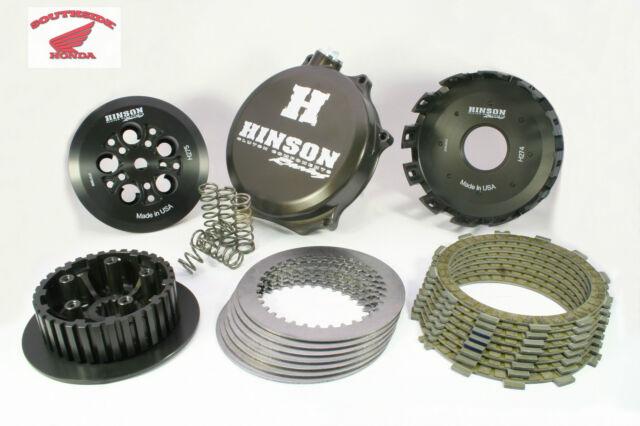 HINSON RACING COMPLETE CLUTCH KIT HONDA CRF450R 2002-2008