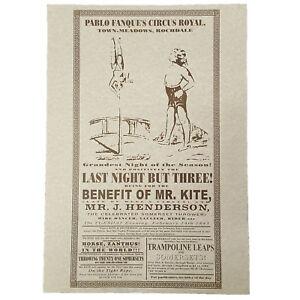 Mr-Kite-John-Lennon-Beatles-Sgt-Pepper-Iconic-Print-42x60-Free-Penny-Lane-Poster