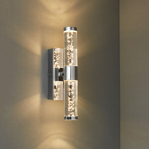 Endon-Esencia-Bano-Luminaria-de-Pared-IP44-3W-Cromado-2x3W-Led-Blanco-Calido