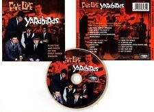 "THE YARDBIRDS ""Five Live"" (CD) 1999"