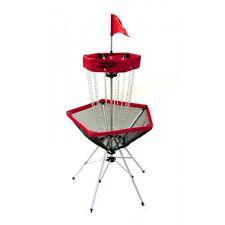 NEW Innova DISCatcher Traveler Disc Golf Basket - Red