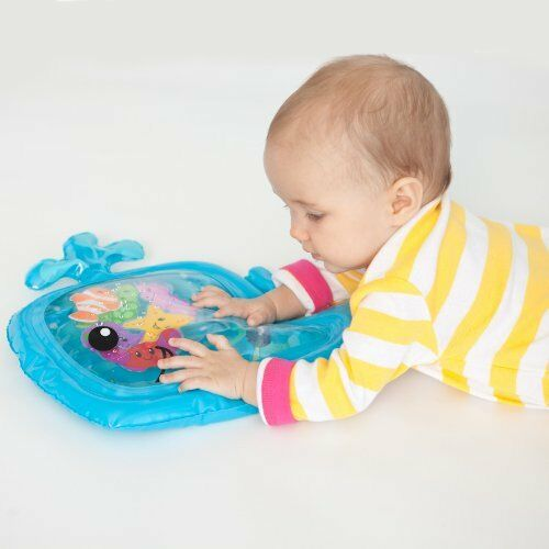 Baby Activity Toys Developmental Pat Play Water Mat Touch Sensory Learning Toy