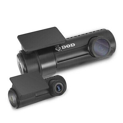 Ausdrucksvoll Dod Rc500s Vorne & Hinten Hd1080p Dashcam & 32 Gb Micro Sd Karte