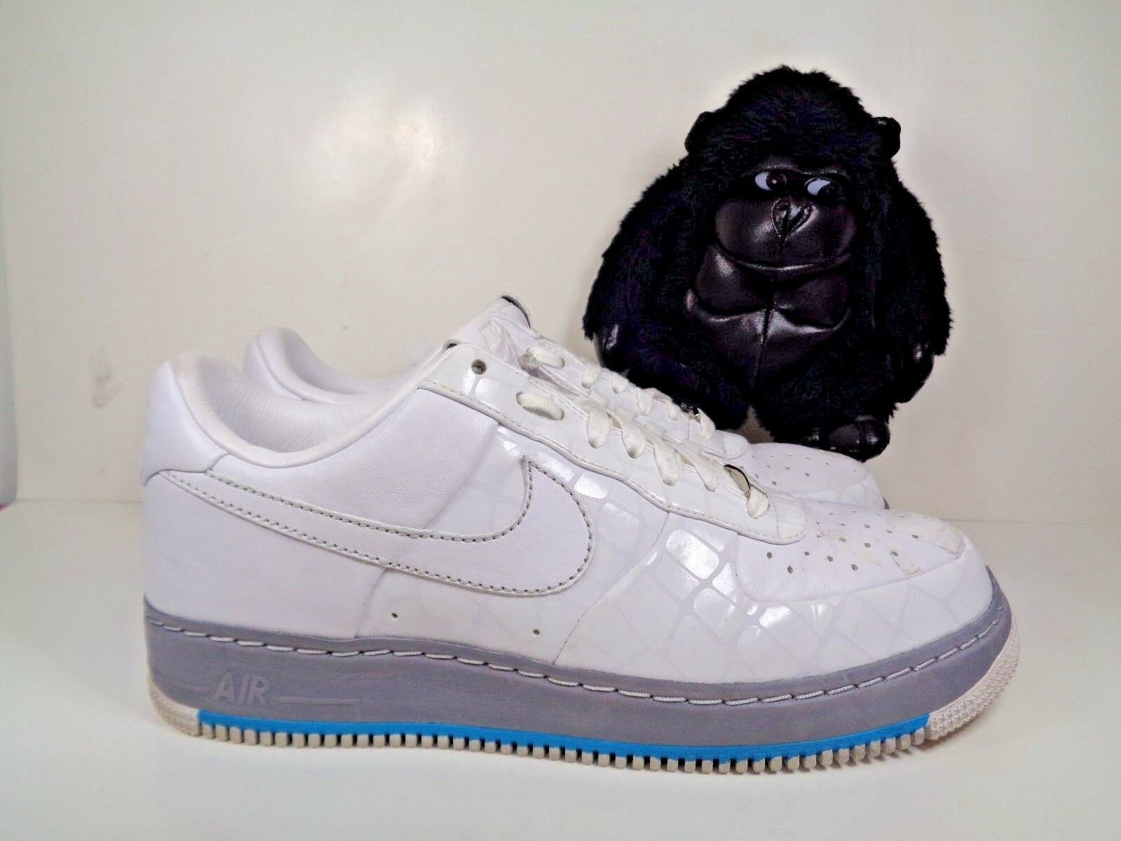 The latest discount shoes for men and women Mens Nike Air Force 1 Supreme '07 Rosies shoes size 11 US 316077-111 2007