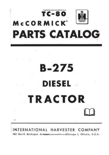 B275 serie piezas Manual digital internacional