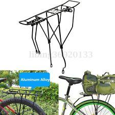Bicycle Cycling V-Brake Luggage Rear Rack Pannier Carrier Seatpost Shelf Bracket