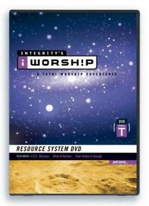 iWorship-Resource-System-DVD-T-VERY-GOOD