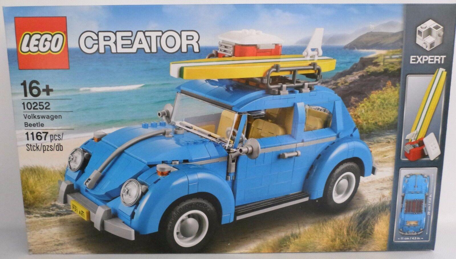 NEU LEGO® CREATOR 10252 Volkswagen Beetle VW Käfer EXPERT OVP