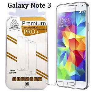 Film-Protecteur-Ecran-en-Verre-Trempe-100-Veritable-Gorilla-Samsung-Galaxy-Note