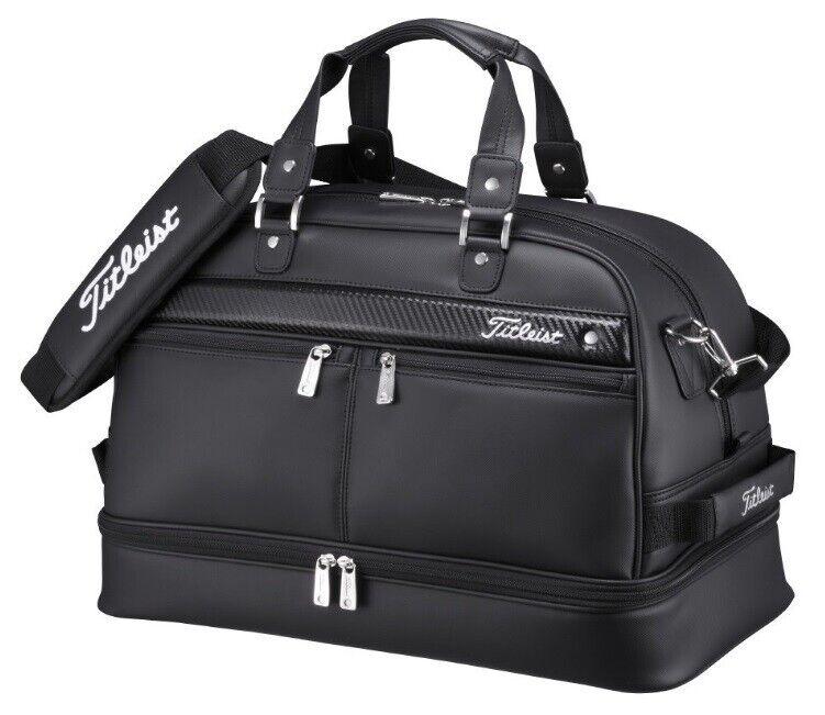 Titleist Boston Bag Deportes Gym Viaje ajbb 67-BK Negro