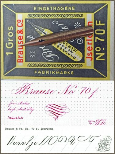 Perry Mitchell Soennecken A collection of 33 different vintage pen nibs e.g