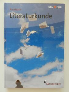 Literaturkunde-Robert-Killinger-Entwicklung-Formen-Darstellungsweisen