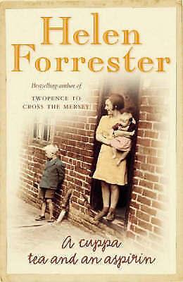 """""""AS NEW"""" A Cuppa Tea and an Aspirin, Forrester, Helen, Book"""