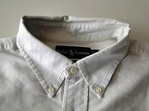 ralph lauren classic fit herren hemd langarm wei. Black Bedroom Furniture Sets. Home Design Ideas