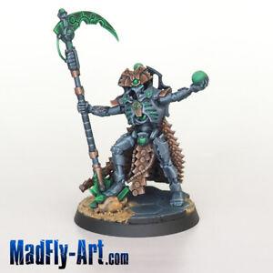 Necron-Overlord-PRO5-painted-MadFly-Art