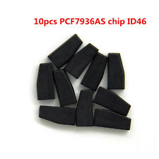 10 pcs Car Key Chips PCF7936AS ID46 Safety Original Auto Blank Transponder Chip