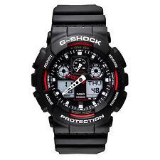 2c36b9ce3b28 Casio G-SHOCK Ga100-1a4 Men s X-large Analog Digital Dial Black ...