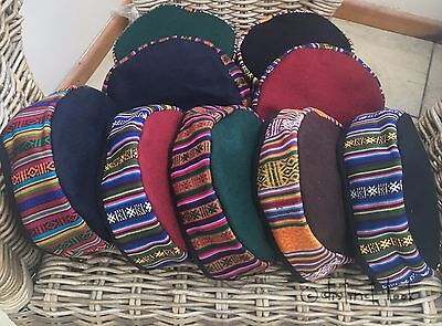 268df1cecfc Wool Smoking Hat Cap Fez Fes Unisex Men's Women Handmade Fancy Dress ...