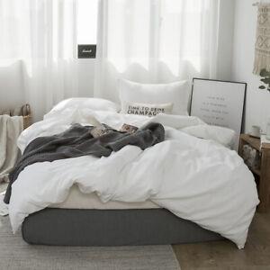 Simple-amp-Opulence-Linen-Cotton-Blend-Duvet-Cover-Set-Solid-Color-Luxury-Bedding-Se